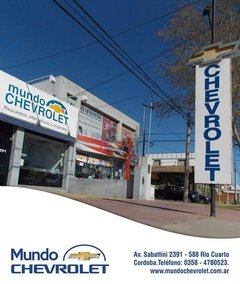 GUARDABARRO S10 HASTA 2011 - Mundo CHEVROLET