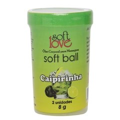 SOFT BALL BOLINHA DRINK - 8G | SOFT LOVE na internet