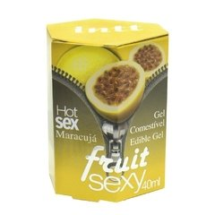 FRUIT SEXY GEL COMESTÍVEL 40ML INTT