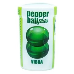BOLINHA PEPPER BALL PLUS VIBRA DUPLA 3G PEPPER BLEND