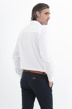 CAMISA ML LISANFOUR - Soho Denim