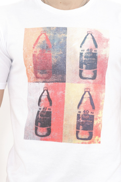 REMERA MC BOTTLE - comprar online