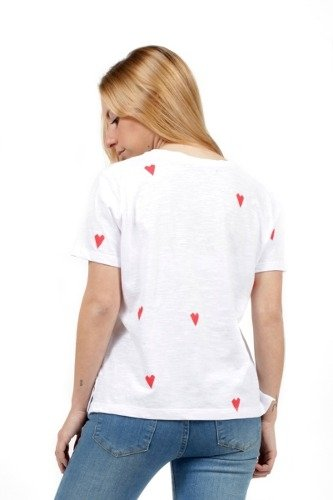 Remera Hearth en internet