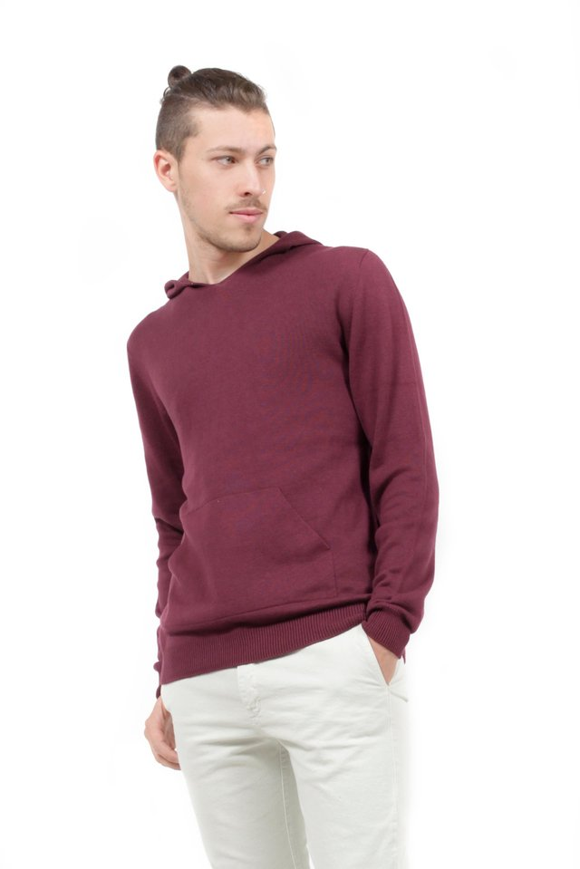 SWEATER KENNY BORDO - comprar online