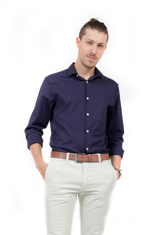 CAMISA ML SIXTY ONE - Soho Denim
