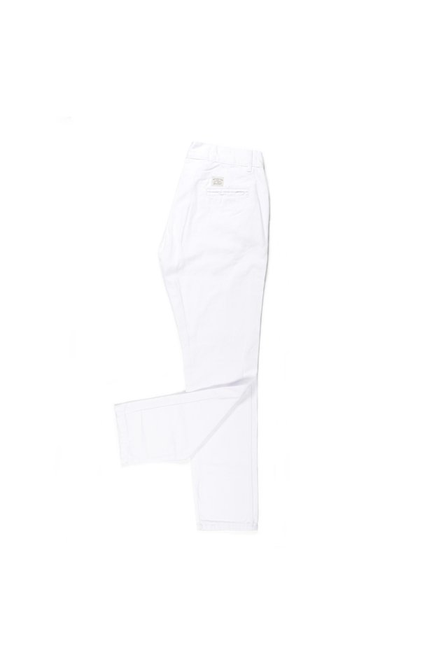 PANTALON CHINO BLANCO - Soho Denim