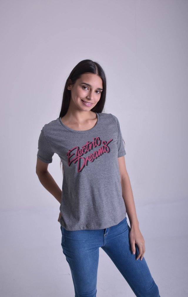 REMERA ELECTRIC DREAM - Soho Denim