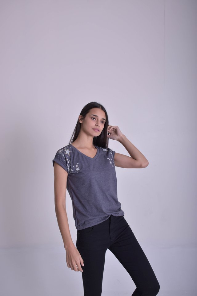 REMERA MC SHINE ON - Soho Denim