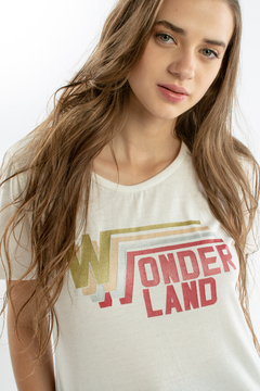 REMERA MC WONDERLAND - comprar online