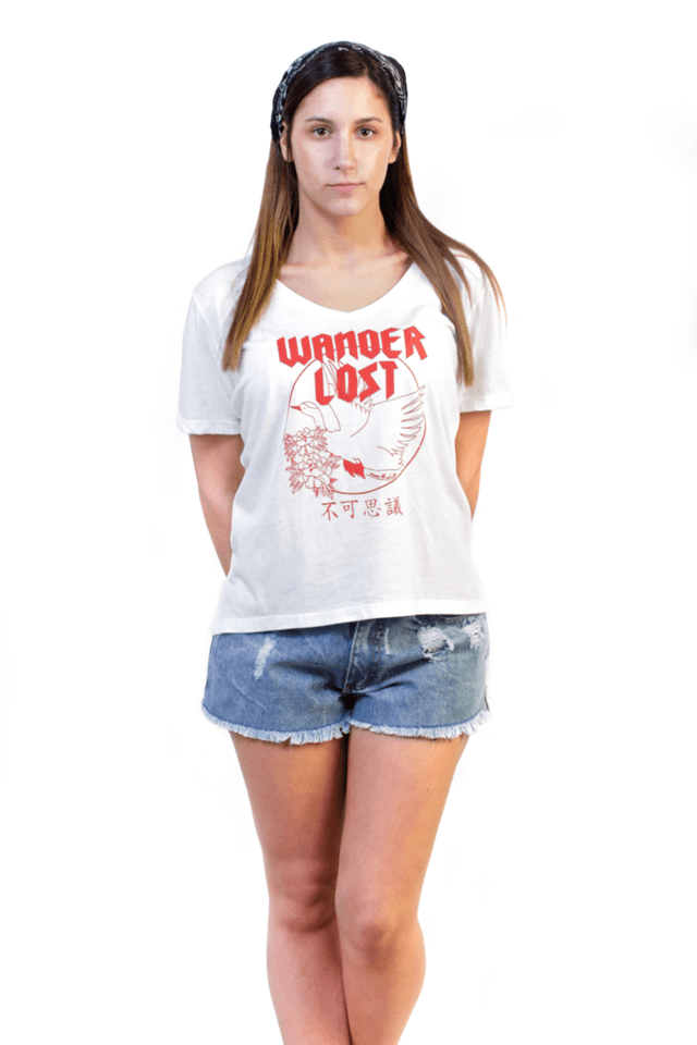 REMERA MC WANDER LOST - comprar online
