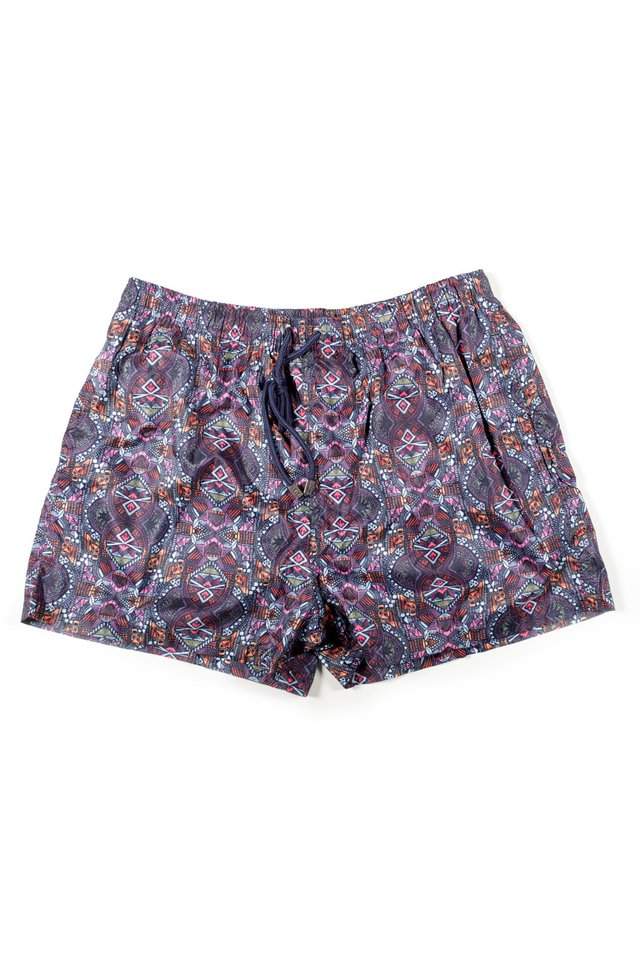 SHORT DE BAÑO FULL - Soho Denim