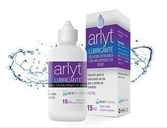 3b12a7aed0 Gotas lubricantes para los ojos Arlyt