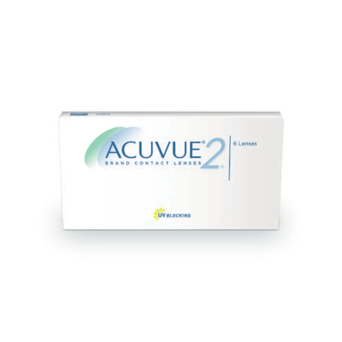 SET ACUVUE 2 + ONE DAY MOIST