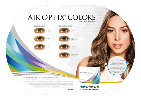 AIR OPTIX COLORS - comprar online