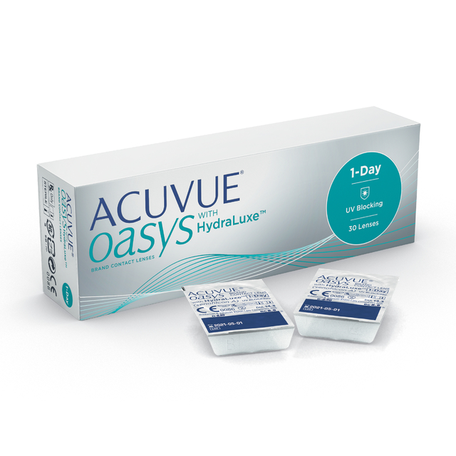 ACUVUE OASYS ONE DAY en internet