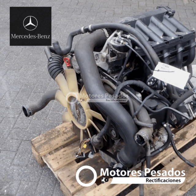 Motor Mercedes Benz Sprinter 313 - 413 | OM 611