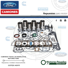 Ford | Repuestos Motor