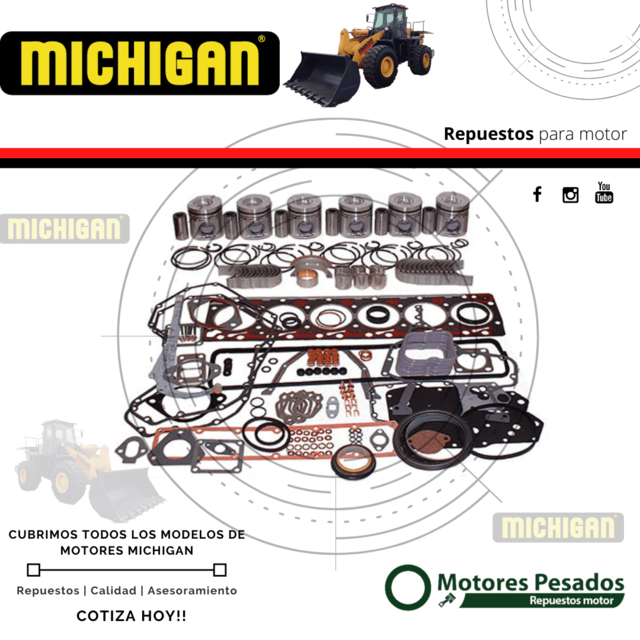 Repuestos Michigan