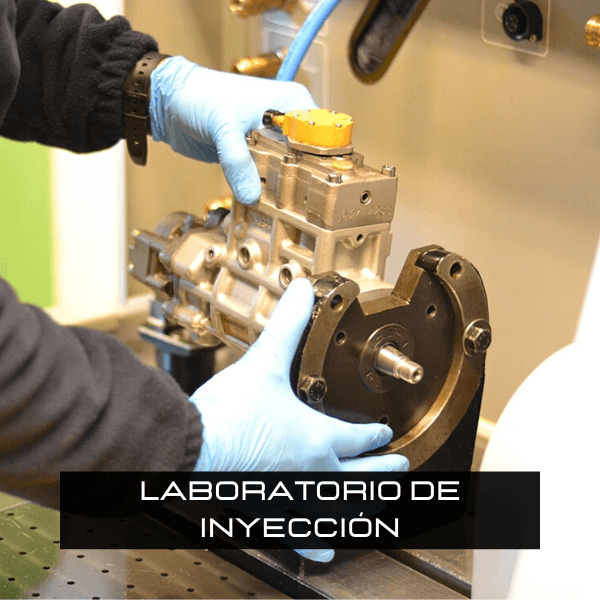 lABORATORIO DE INYECCION