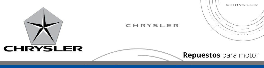Repuestos Chrysler - Chrysler Cherokee - Chrysler Grand Cherokee - Chrysler Jeep - Chrysler Liberty - Chrysler Dakota - Chrysler Caravan - Chrysler 300 - Chrysler Spirt - Chrysler Shadow - Chrysler Wrangler - Chrysler Compass - Chrysler Patriot - Dodge Ram - Chrysler Voyager - Chrysler PT Cruser - Chrysler Neon - Chrysler Sebring - Chrysler Stratus