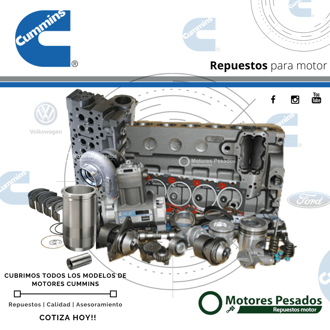 Repuestos Ford Cummins