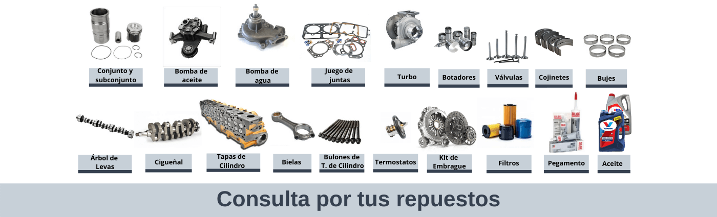 Repuestos Scania