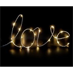 "Deco ""Love"" luminoso"