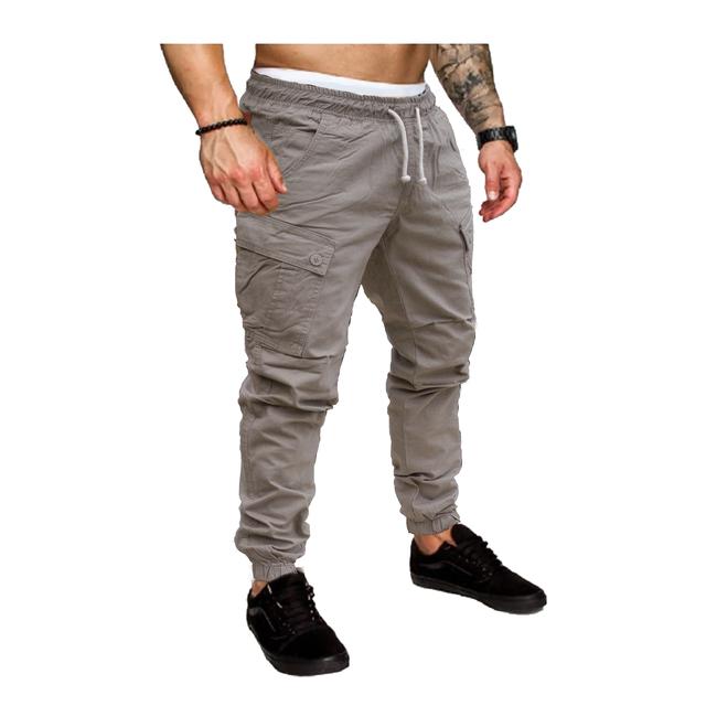 Pantalon Cargo Chupin Jogger Puno Ajustado Special Best