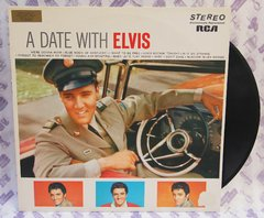 """A Date With Elvis"" By Elvis Presley"