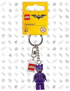 Llavero Lego Super Heroes Cat Woman