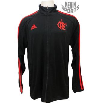 Jaqueta de Treino Flamengo Adidas 2018 33abe9b97d742