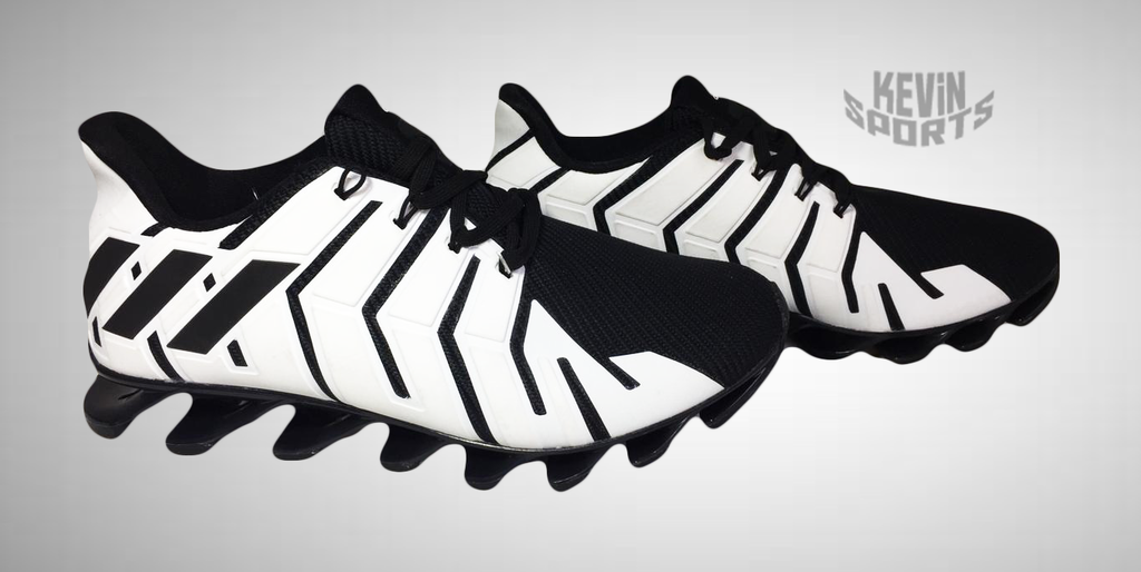 4b0714879b0 Tênis Adidas Springblade Pro Masculino - Branco e Preto