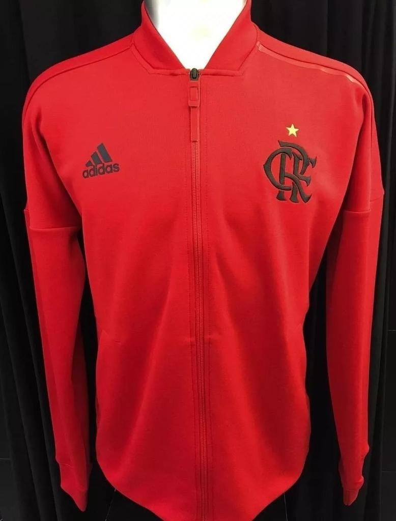 2ab74b0daaa Jaqueta Flamengo Adidas Z.N.E. Cy6103 - Kevin Sports