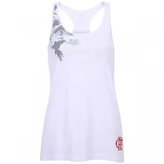 98e2ca16de9dc Camiseta Regata Adidas Feminina Flamengo Original F85620
