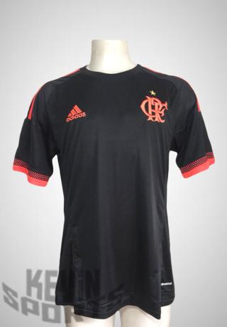 Camisa do Flamengo III 2016 adidas 33e859d7e00d2