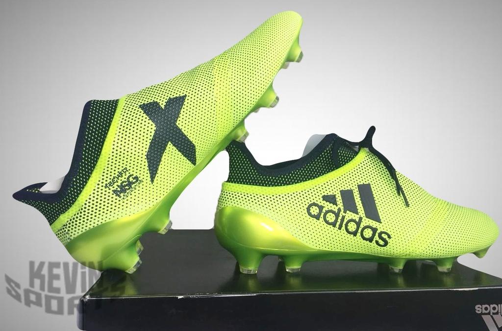 Chuteira Original Adidas X 17 Speed Profissional- Campo na internet 709106eff7741