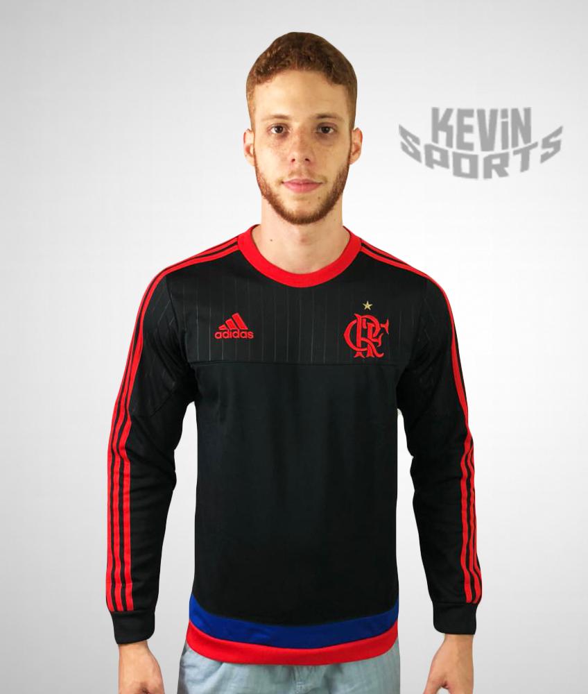 Casaco Moletom Flamengo Adidas Rio450 Anos. 5e3e427ccc73f