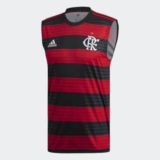 Regata Flamengo Adidas Rubro-Negra b7c97b41f111d