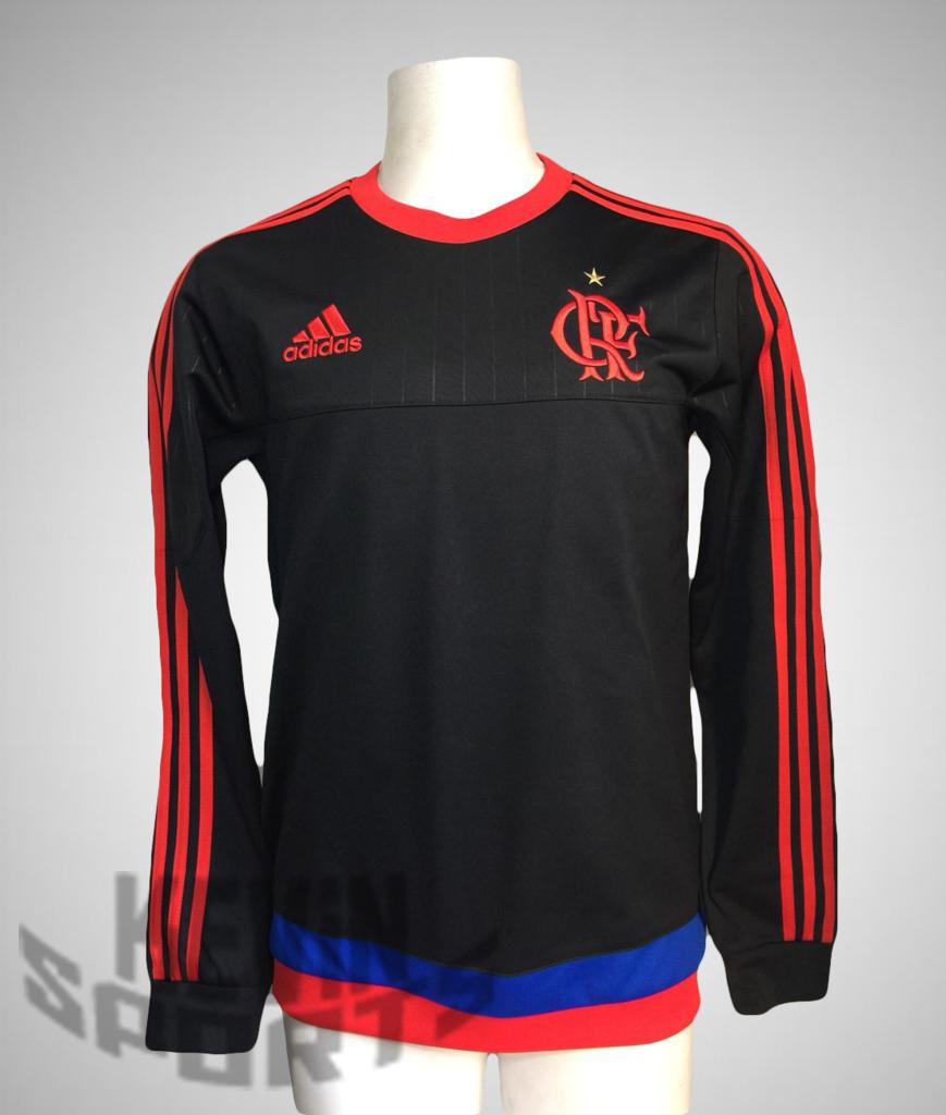 4afc584f26 Imagem do Casaco Moletom Flamengo Adidas Rio450 Anos.