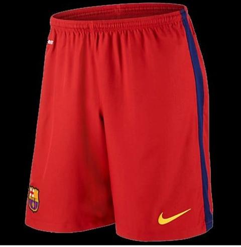 9284dbafb7 Short Nike Barcelona 2016