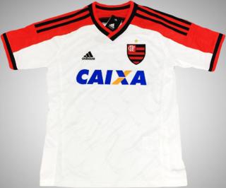 9330e2c00a Camisa Adidas Infantil Flamengo II Compra Rápida