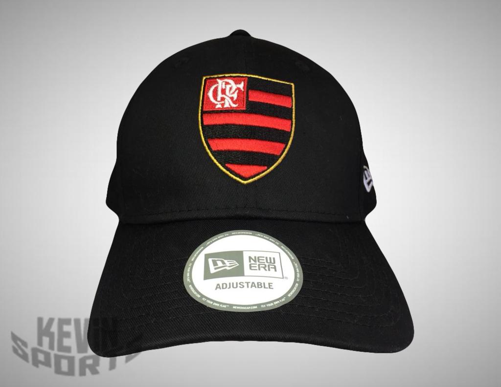 Boné New Era Flamengo - Strapback - Adulto 9b2fa9daa90