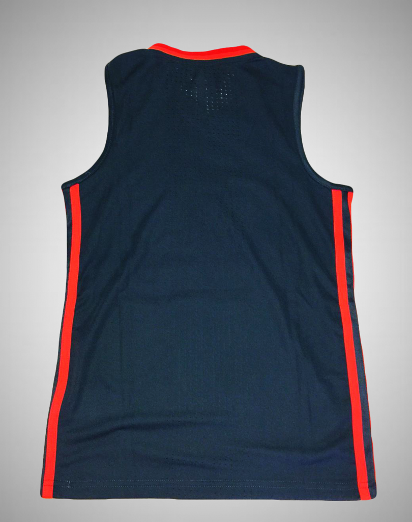 Camisa Treino Regata Infantil Flamengo Adidas - comprar online 5ed985bf46a