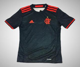 7333e0d0ce Camisa Flamengo Infantil Especial Torcedor Adidas - Chumbo e Vermelho