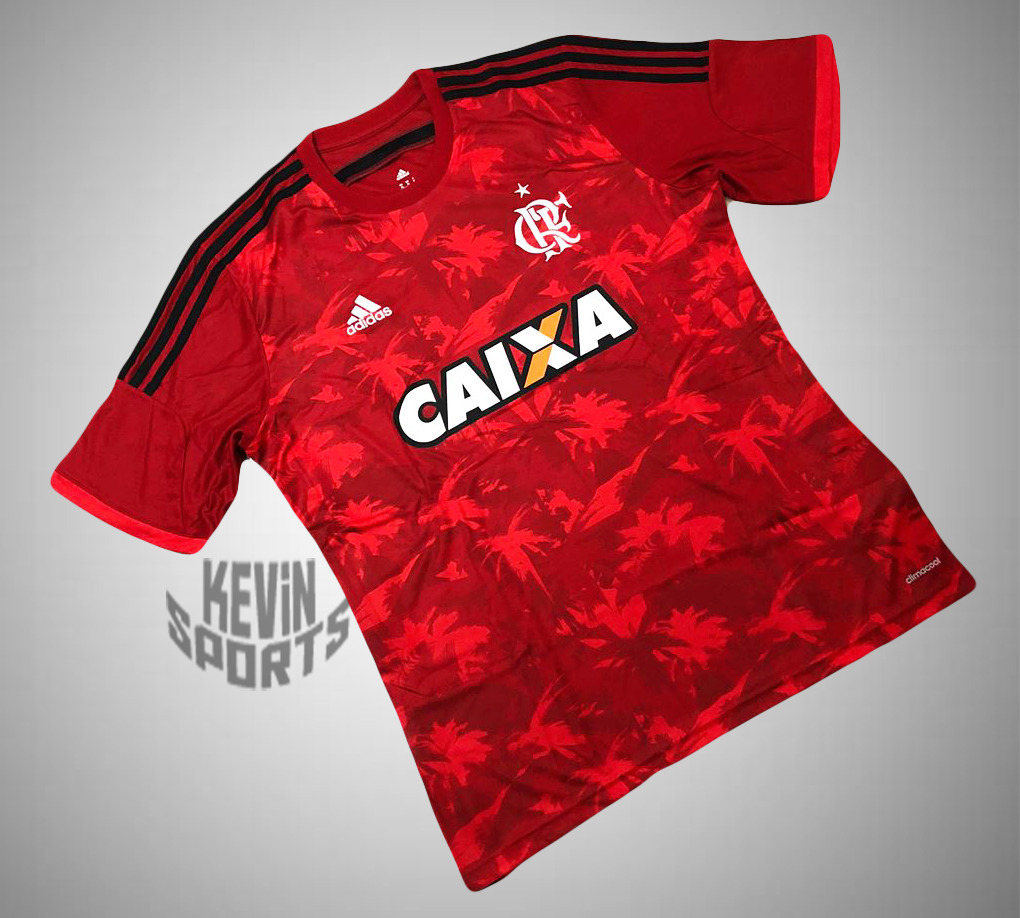 8f5507e975 Camisa Adidas Flamengo Flamengueira III 2014 2015