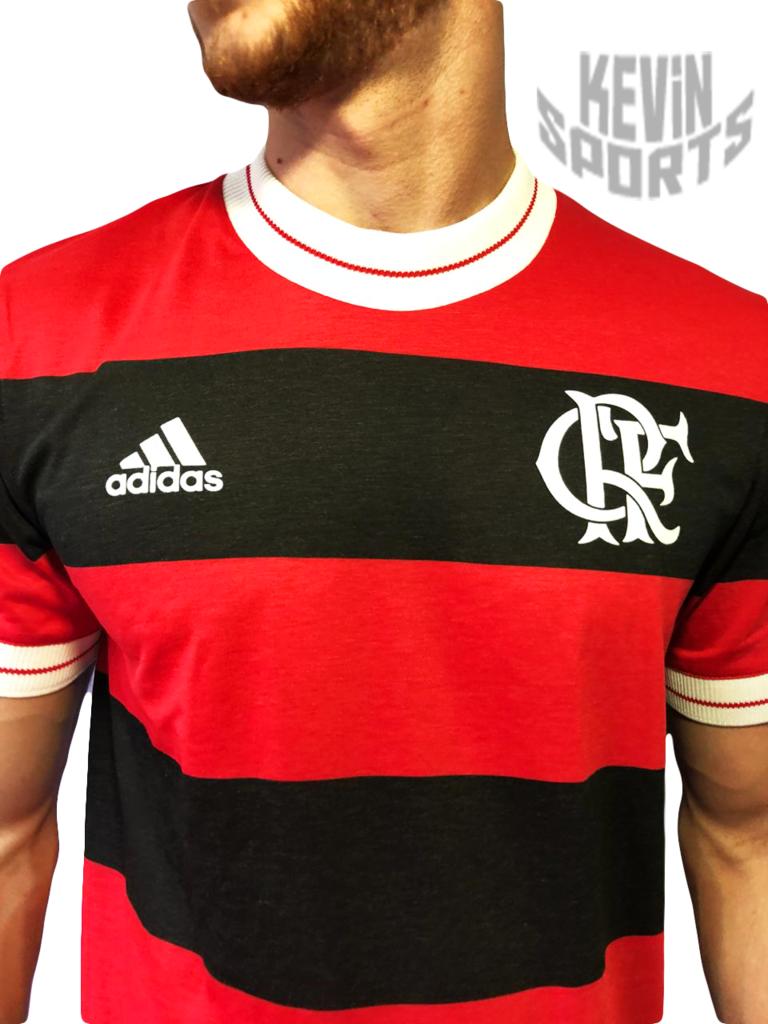 4de8ee8c8ecd0 Camisa Icon Flamengo Adidas Edição Limitada - Retrô - comprar online