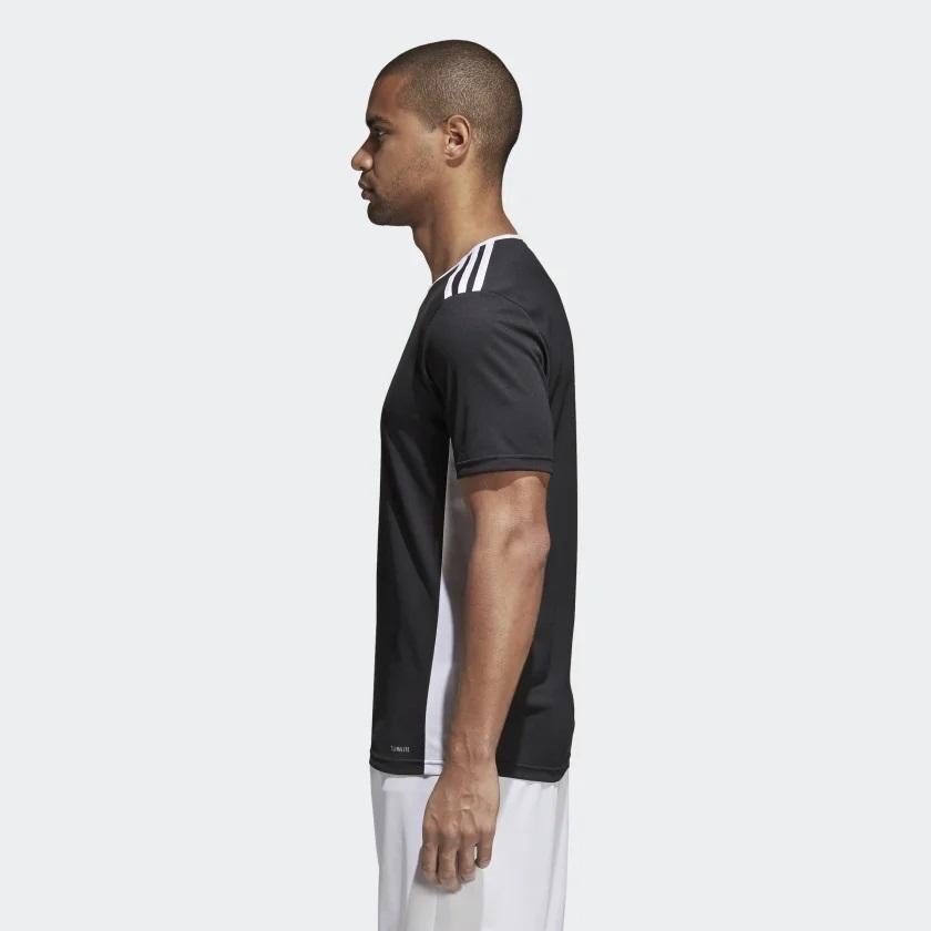0807675d64 Camisa Adidas Entrada 18 Preta na internet. Camisa Adidas Entrada 18 Preta  - Kevin Sports