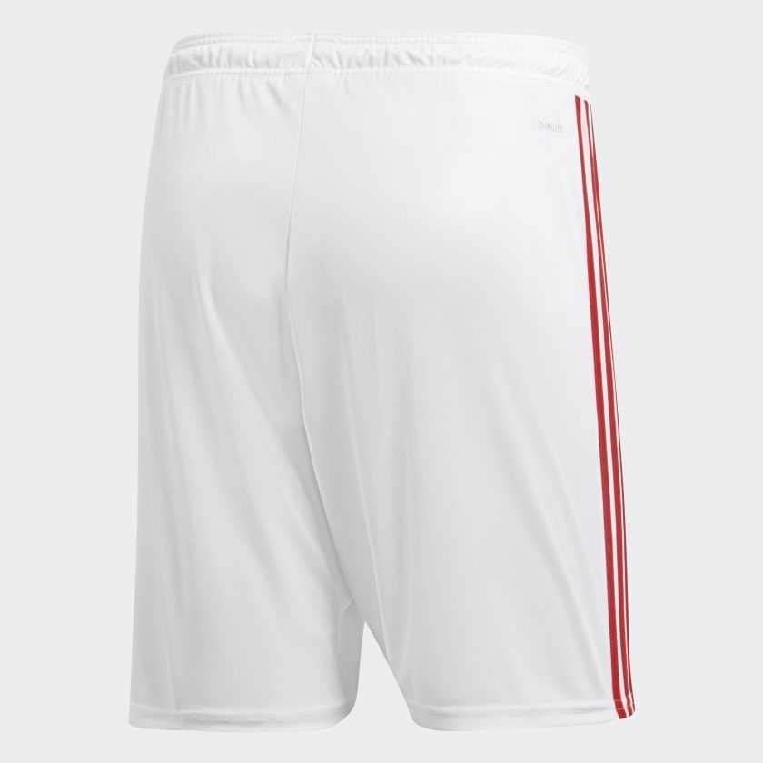 4fdb2697a5 Short Flamengo Adidas Jogo Branco 2018 - comprar online