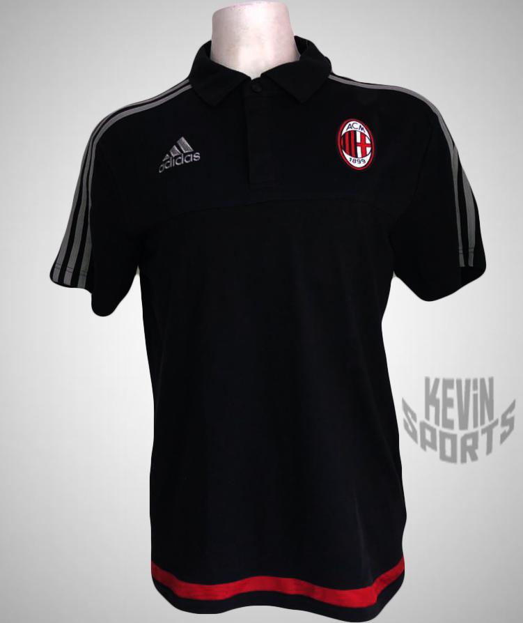 7e58bcccb4387 Camisa Polo Adidas Milan Viagem - Kevin Sports