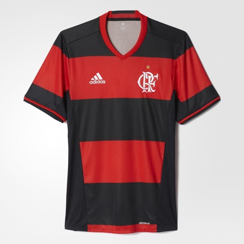 b0fa519ee1cdf Camisa Flamengo I RN 2016 - Comprar em Kevin Sports